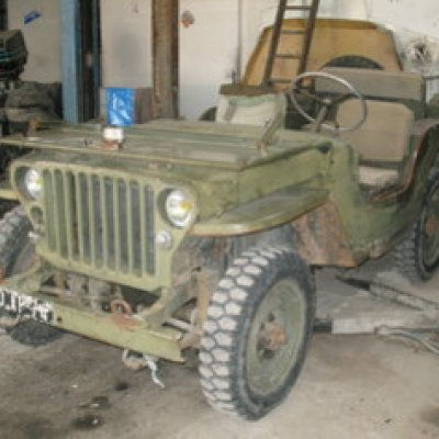 RENOVATION 4x4 JEEP 10 AUBE