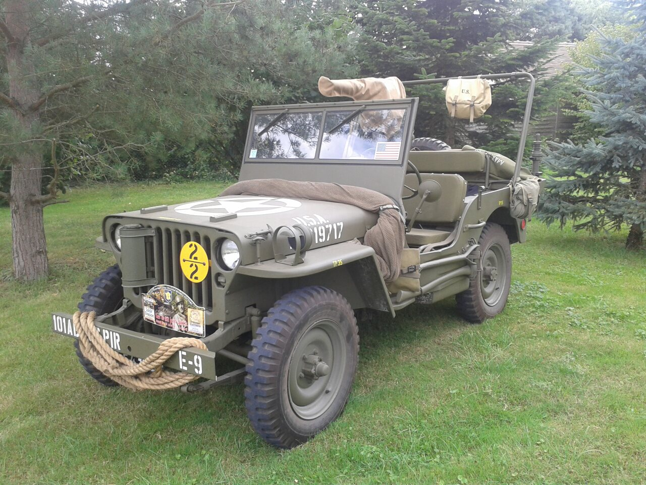 JEEP WILLYS MB 1944