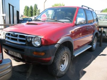 FORD MAVERICK 2.7L TDI