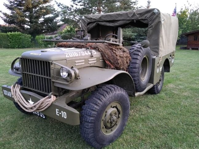 DODGE WC51 EARLY