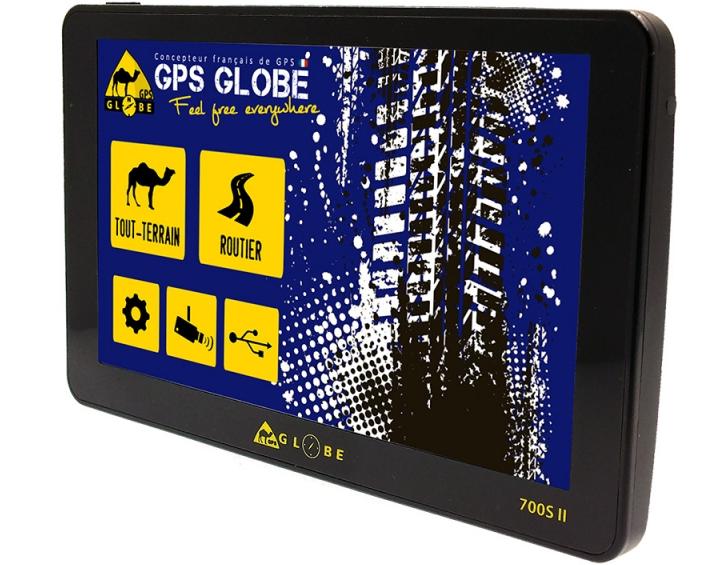GPS GLOBE 700SII