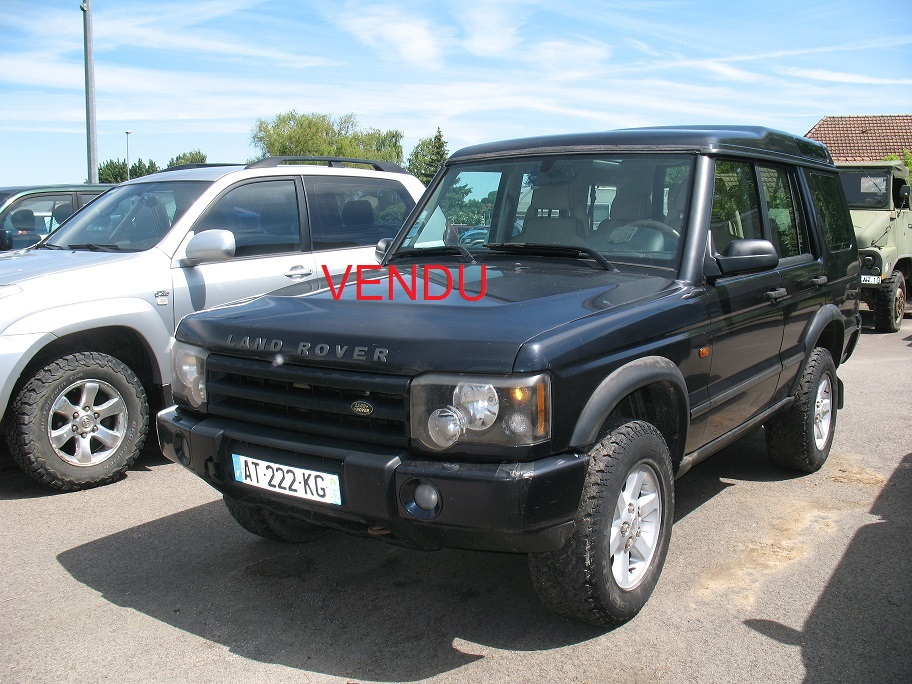 LAND ROVER DISCOVERY 2.5L TD5